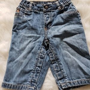 Infant lined Jean's Baby Gap 6/12mos GUC